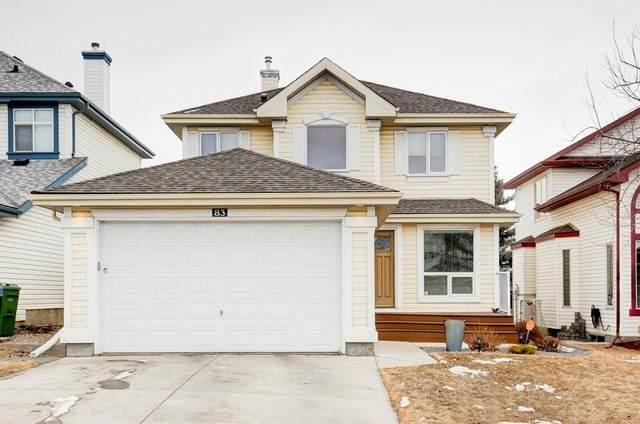 83 Hidden Ridge Close NW, Calgary, AB T3A 5L6 (#C4290105) :: The Cliff Stevenson Group