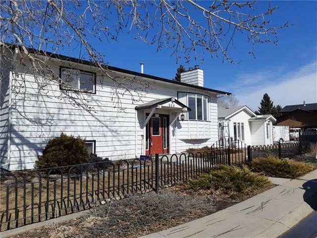 804 6 Avenue SE, High River, AB T1V 1K8 (#C4290939) :: Virtu Real Estate