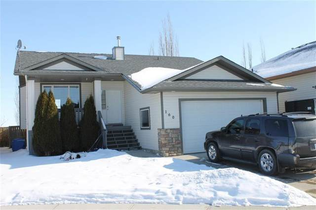 160 Camden Place, Strathmore, AB T1P 1Y2 (#C4291080) :: Calgary Homefinders