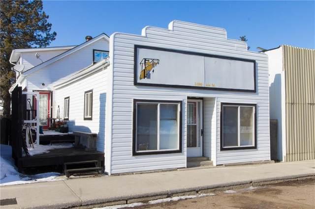 5106 50 Street, Willingdon, AB T0B 4R0 (#C4291323) :: Canmore & Banff