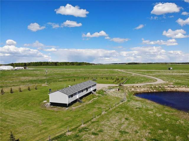 343066 Range Road 5-0, Rural Clearwater County, AB T0M 1X0 (#C4292885) :: The Cliff Stevenson Group
