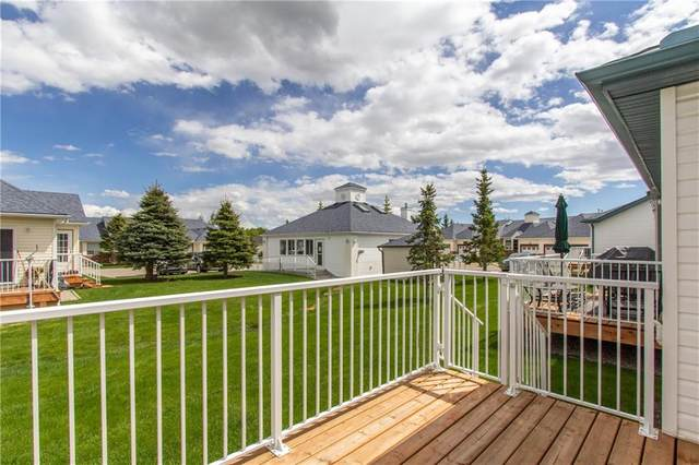 12 Woodside Rise NW #43, Airdrie, AB T4B 2L3 (#C4293529) :: The Cliff Stevenson Group