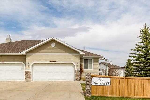 117 Bow Ridge Drive #16, Cochrane, AB T4C 2G9 (#C4294317) :: Redline Real Estate Group Inc