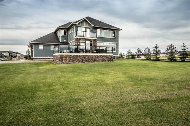202 Green Haven Court, Rural Foothills County, AB T1S 0L9 (#C4294944) :: Calgary Homefinders