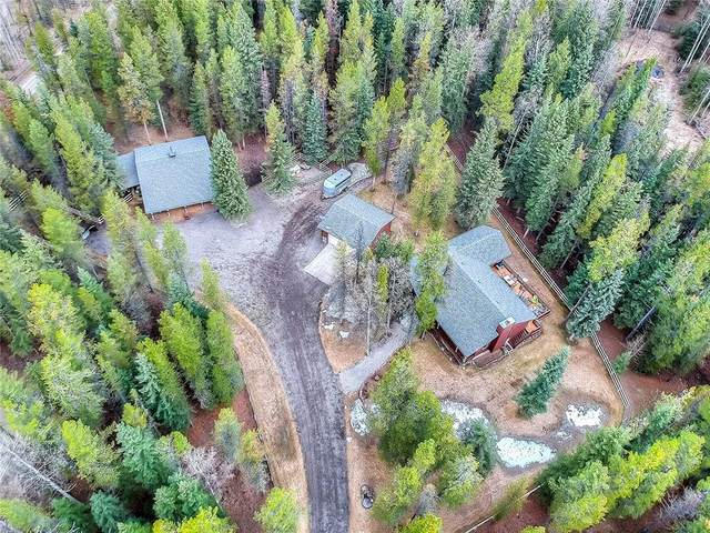 124 Hawk Eye Road, Bragg Creek, AB T0L 0K0 (#C4295314) :: Calgary Homefinders
