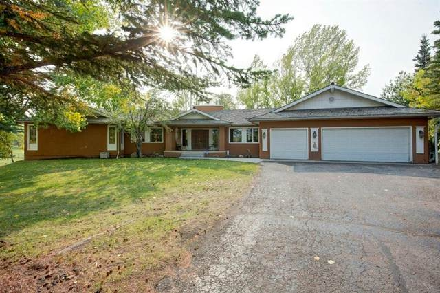 6 Pinetree Drive SW, Rural Rocky View County, AB T3Z 3K4 (#C4295994) :: Canmore & Banff