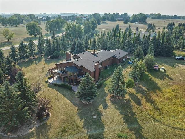 19 Calling Horse Estates, Rural Rocky View County, AB T3Z 1H4 (#C4296064) :: Calgary Homefinders