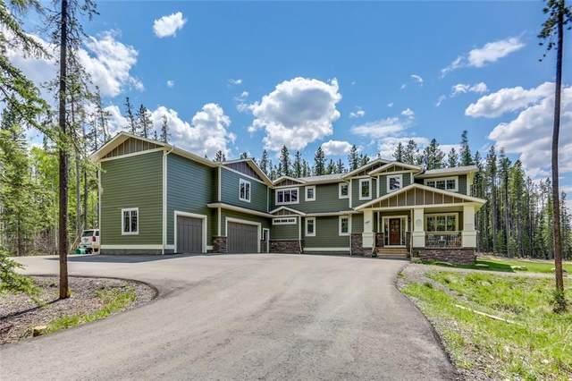138 Hawk Eye Road, Bragg Creek, AB T0L 0K0 (#C4296264) :: Calgary Homefinders