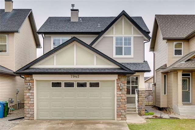7942 Cougar Ridge Avenue SW, Calgary, AB T3H 5L3 (#C4296697) :: Calgary Homefinders