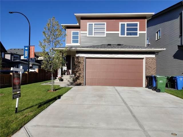 158 Carringvue Manor NW, Calgary, AB T3P 0W2 (#C4297975) :: Team J Realtors