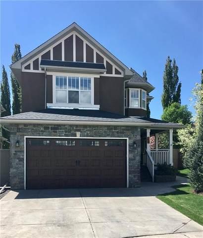 38 Cougar Ridge View SW, Calgary, AB T3H 4X3 (#C4300466) :: Calgary Homefinders