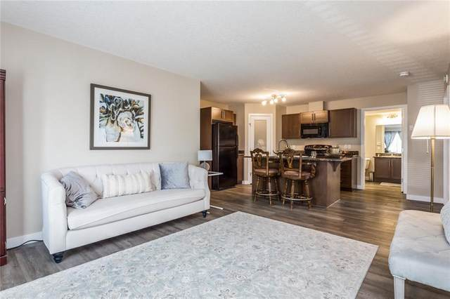2781 Chinook Winds Drive SW #2106, Airdrie, AB T4B 3S5 (#C4300656) :: Canmore & Banff