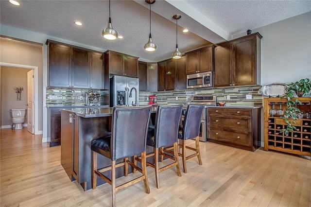 191 Hillcrest Circle SW, Airdrie, AB T4B 0Y6 (#C4302525) :: Redline Real Estate Group Inc