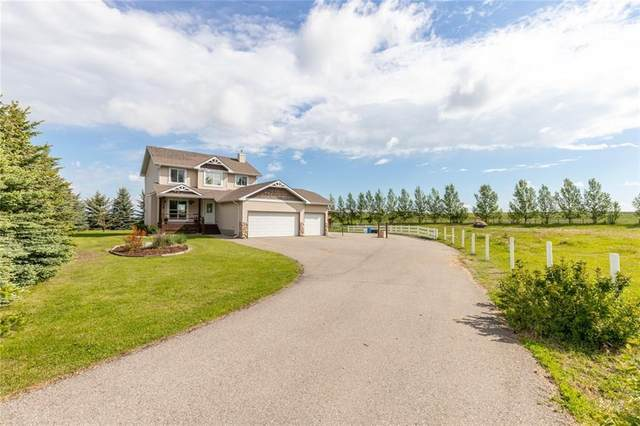 434139 Clear Mountain Drive E, Rural Foothills County, AB T1S 1A1 (#C4302978) :: Canmore & Banff