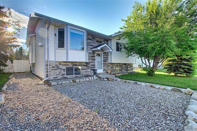 16 Greenview Crescent, Strathmore, AB T1P 1L2 (#C4303060) :: Canmore & Banff