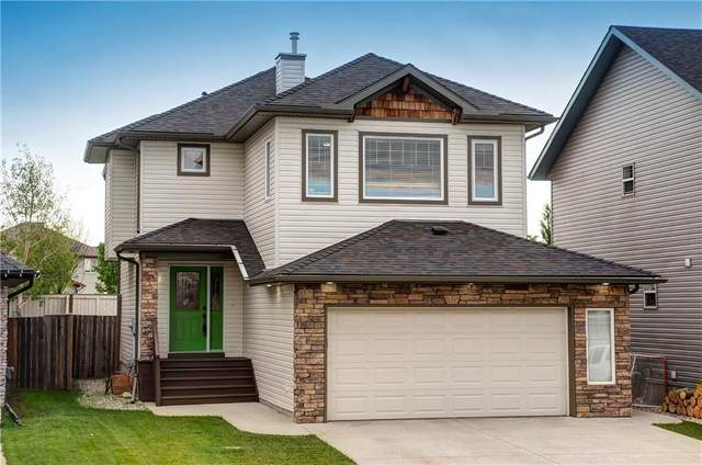 30 Crystal Shores Place, Okotoks, AB T1S 2G3 (#C4303320) :: Canmore & Banff