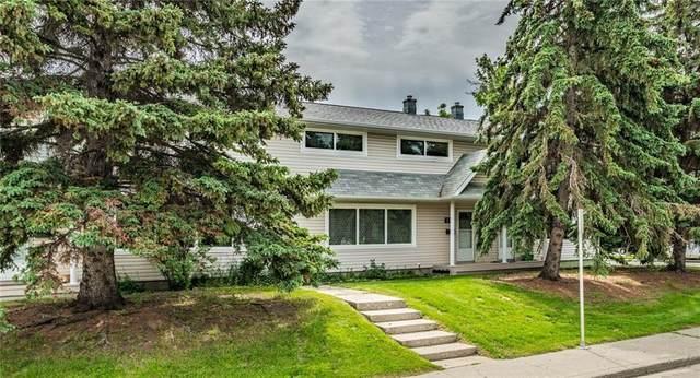4525 31 Street SW #113, Calgary, AB T3E 2P8 (#C4303523) :: Calgary Homefinders