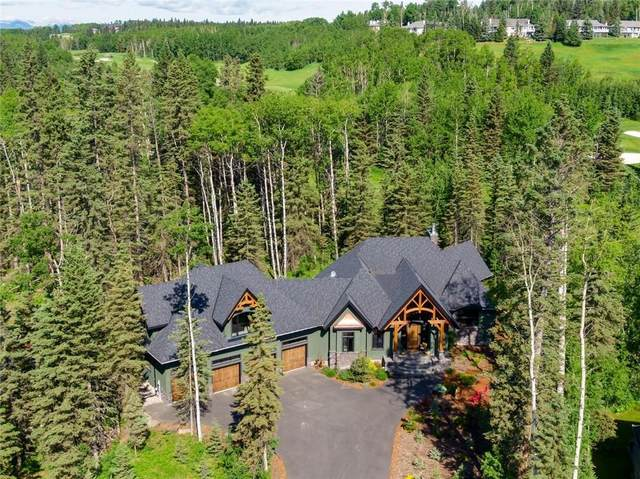 514 Hawks Nest, Priddis Greens, AB T0L 1W3 (#C4303684) :: Canmore & Banff