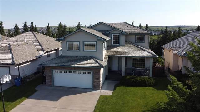 18 Bow Ridge Crescent, Cochrane, AB T4C 1T5 (#C4305340) :: Redline Real Estate Group Inc