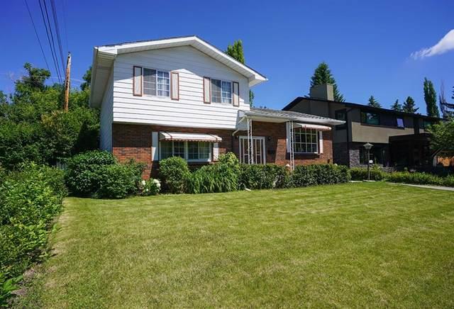 948 Kerfoot Crescent SW, Calgary, AB T2V 2M7 (#C4305759) :: Redline Real Estate Group Inc