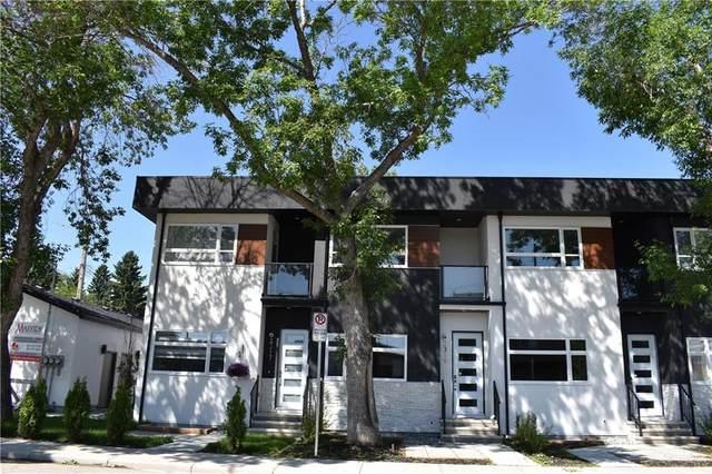 2319 1 Street NW, Calgary, AB T2M 1S3 (#C4306055) :: Calgary Homefinders