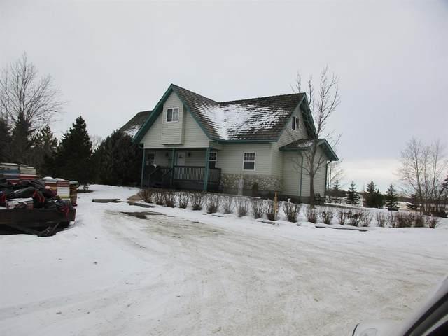 5608 57 Street, Stettler Town, AB T0C 2L0 (#CA0180329) :: Western Elite Real Estate Group