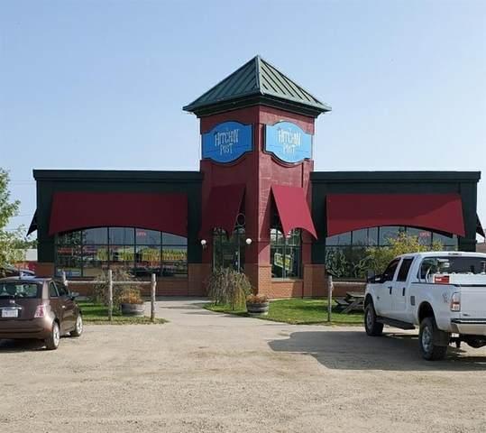 4405 Highway 2A, Ponoka, AB T4J 1J8 (#CA0181557) :: The Cliff Stevenson Group