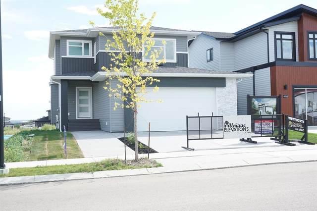 4195 Ryders Ridge Boulevard, Sylvan Lake, AB T4S 0T3 (#CA0192603) :: Canmore & Banff