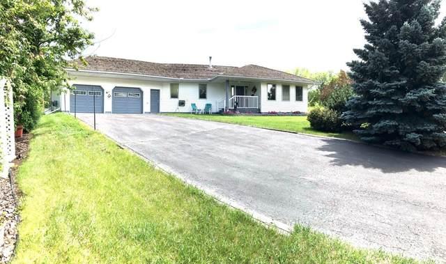 102 15 Street NW, Drumheller, AB T0J 0Y1 (#A1007574) :: Calgary Homefinders