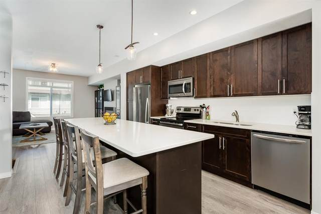 280 Williamstown Close NW #1406, Airdrie, AB T4B 4B6 (#A1017739) :: Canmore & Banff