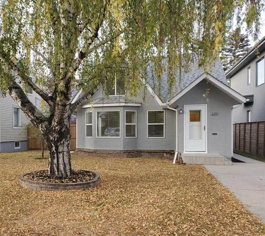460 21 Avenue NE, Calgary, AB T2E 1S6 (#A1034888) :: Western Elite Real Estate Group
