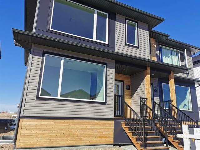 4367 Fairmont Gate S, Lethbridge, AB T1K 7M7 (#A1044125) :: Calgary Homefinders