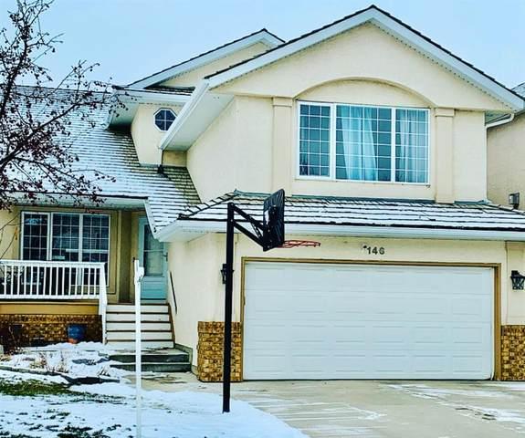 146 Mt Gibraltar Heights SE, Calgary, AB T2Z 3R2 (#A1047956) :: Redline Real Estate Group Inc