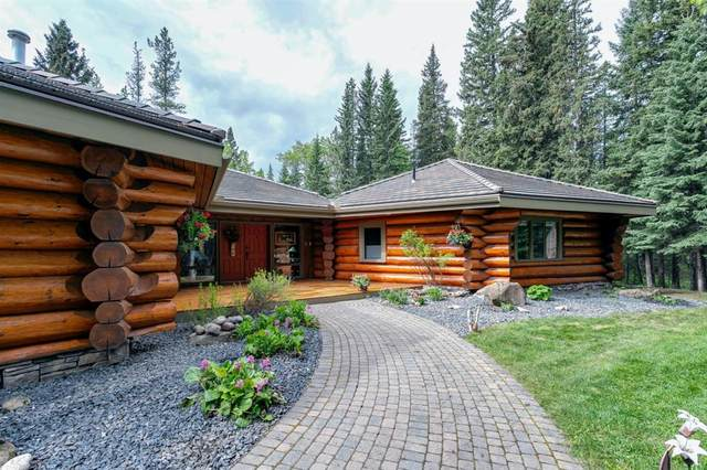 3 Forest Park Place, Bragg Creek, AB T0L 0K0 (#A1060229) :: Calgary Homefinders