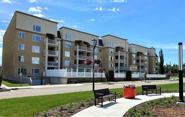 5590 45 Street #303, Red Deer, AB T4N 7C1 (#A1060392) :: Calgary Homefinders