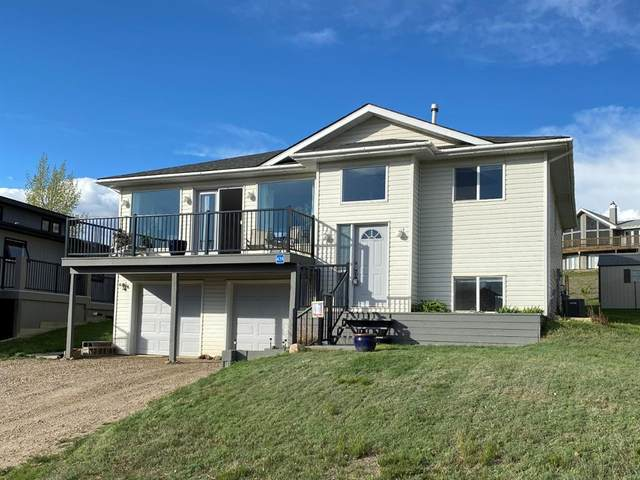 439 Sunset Drive, Rural Vulcan County, AB T0L 0R0 (#A1061204) :: Calgary Homefinders