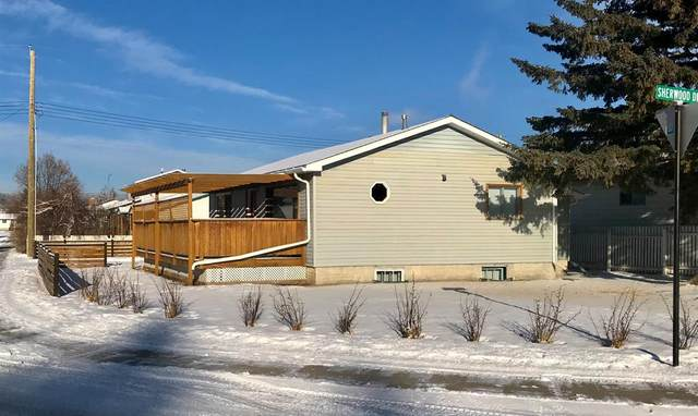 135 Sherwood Drive, Hinton, AB T7V 1P6 (#A1062488) :: Redline Real Estate Group Inc