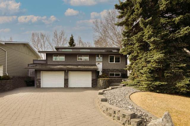 55 Fairway Drive, Lacombe, AB T4L 1R5 (#A1066634) :: Western Elite Real Estate Group