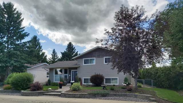 8 Anquetel Close, Red Deer, AB T4R 1G7 (#A1069913) :: Redline Real Estate Group Inc