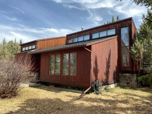 168 9 Street Nacmine, Drumheller, AB T0J 0Y0 (#A1071128) :: Calgary Homefinders
