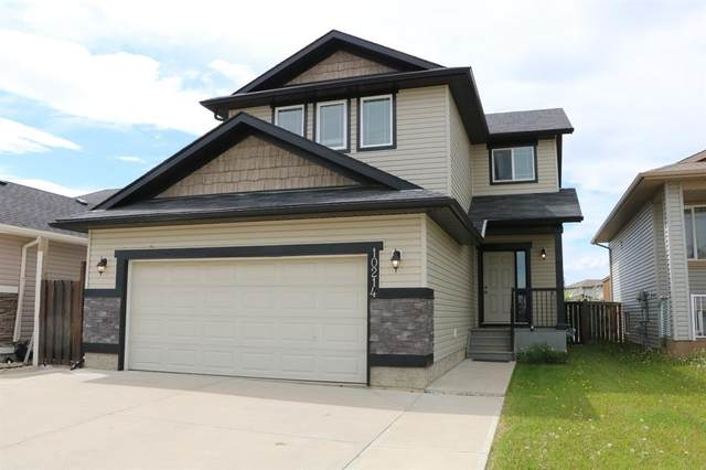 10214 85B Street, Grande Prairie, AB T8X 0B5 (#A1074955) :: Calgary Homefinders
