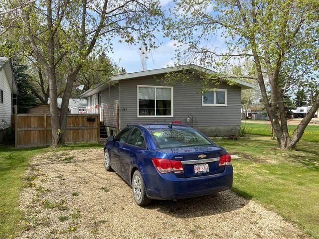 217 Sanden Street, Bawlf, AB T0B 0J0 (#A1078292) :: Calgary Homefinders
