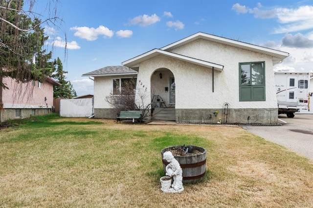 9247 98 Avenue, Grande Prairie, AB T8V 3X7 (#A1080122) :: Calgary Homefinders