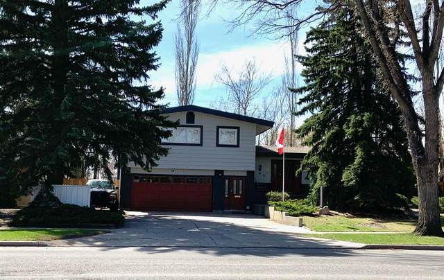 3106 South Parkside Drive S, Lethbridge, AB T1K 0E1 (#A1081586) :: Calgary Homefinders