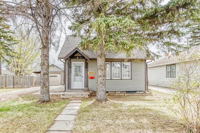 10023 95 Avenue, Grande Prairie, AB T8V 0L2 (#A1089439) :: Calgary Homefinders