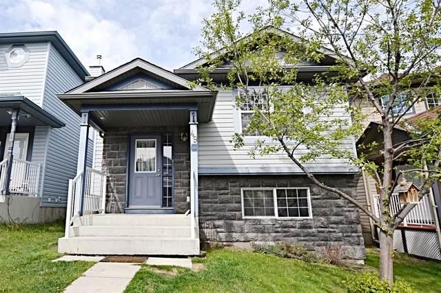 49 Cimarron Grove Way, Okotoks, AB T1S 2L9 (#A1094737) :: Calgary Homefinders