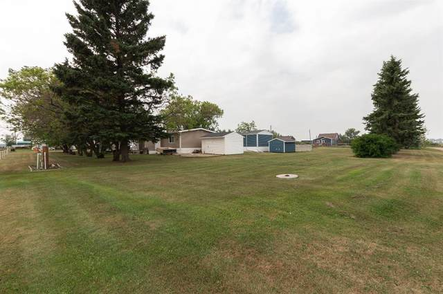 52 Anderson Avenue, Rural Stettler County, AB T0C 2L0 (#A1100470) :: Calgary Homefinders