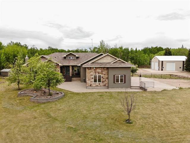 #30, 705033 Range Road 65, Rural Grande Prairie No. 1, County of, AB T8W 5C6 (#A1101504) :: Greater Calgary Real Estate