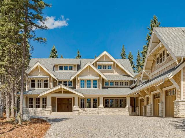 212 Hawks Landing Rise, Priddis Greens, AB T0L 1W0 (#C4129210) :: Canmore & Banff