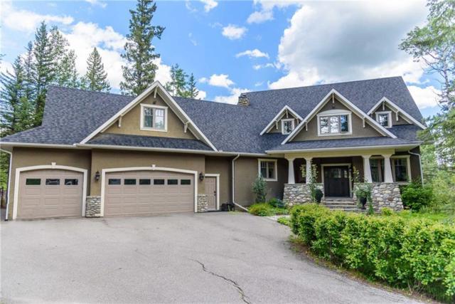 16 Wintergreen Way, Bragg Creek, AB T0L 0K0 (#C4188985) :: Redline Real Estate Group Inc